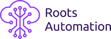 Roots Automation logo